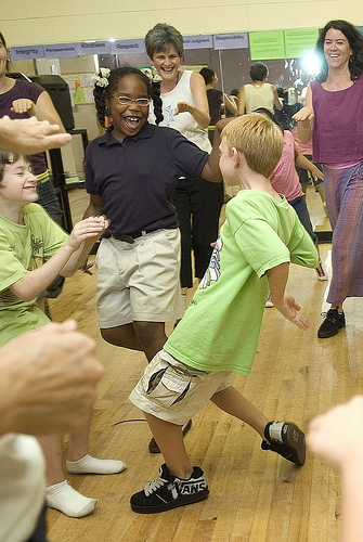WOW! Partners with Turning the Wheel For Summer Movement Program