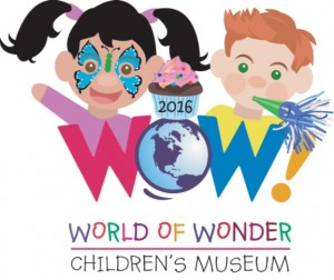 Ring in 2016 at WOW! Children's Museum