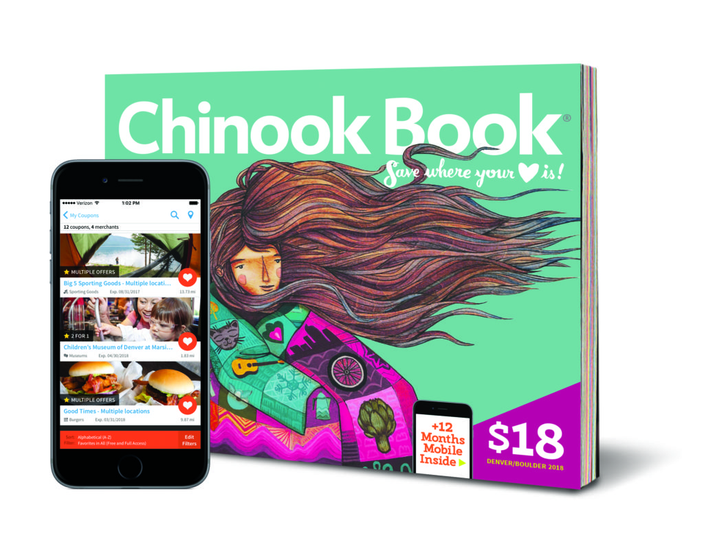 2017 Chinook Book Fundraiser