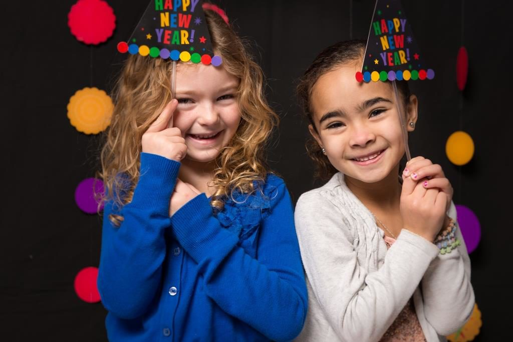 Ring in 2018 at WOW! Children's Museum